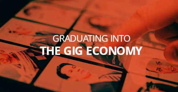 Click here to view the graduating into the gig economy guide