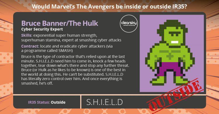 IR35 Status of The Hulk
